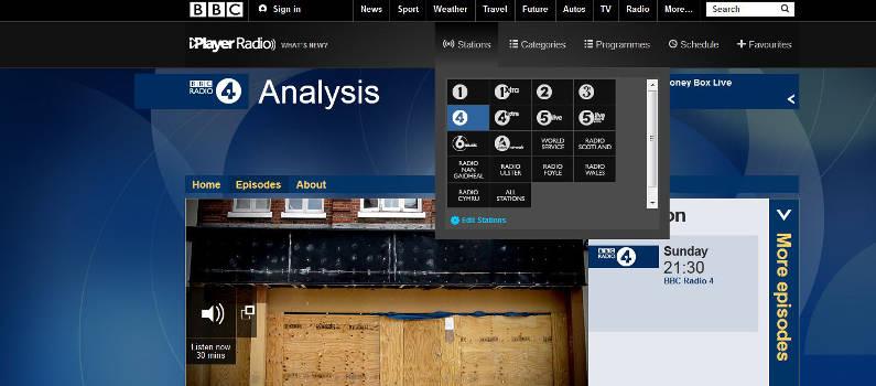 Schumpeter, schöpferische Zerstörung und die BBC