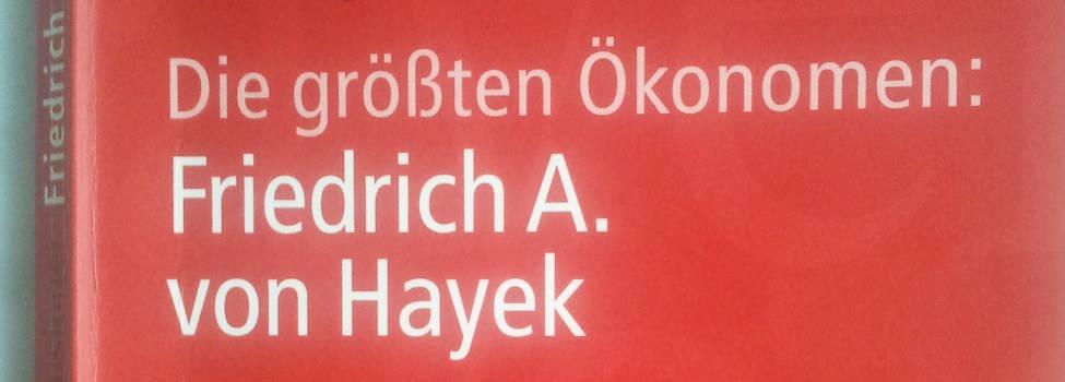 Hayek, Wissensteilung und Wissensmanagement
