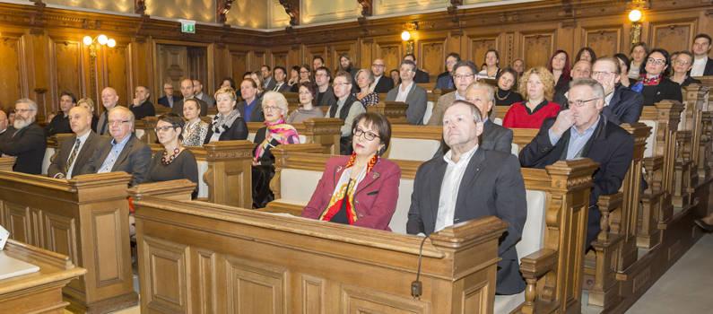 XING Graz Neujahrsempfang beim Bürgermeister
