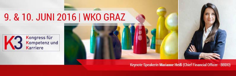 K3 Kongress für Kompetenz und Karriere